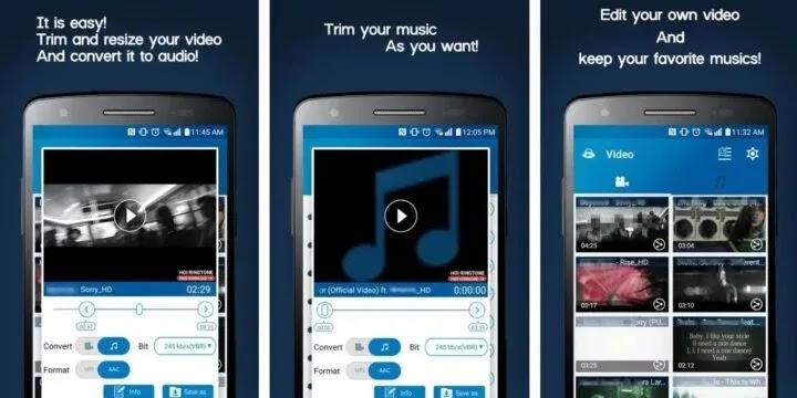 MP3 Video Converter هو أداة تسمح لك بتحويل أي ملفات فيديو قمت بتخزينها إلى ملف صوتي