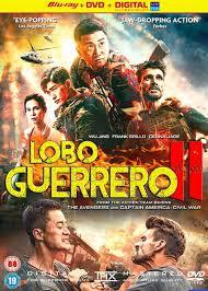 Lobo Guerrero 2 (2017) HD 1080P LATINO-INGLES DESCARGA