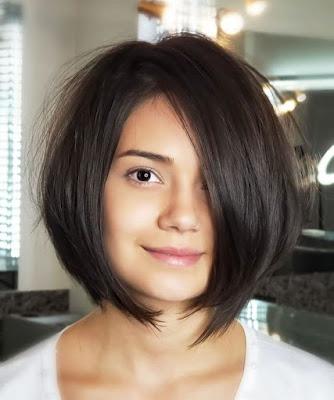 inspirações cabelo chanel