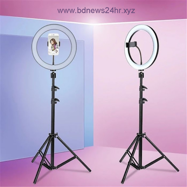 10 inch LED Ring Light in Bangladesh ৳900.00