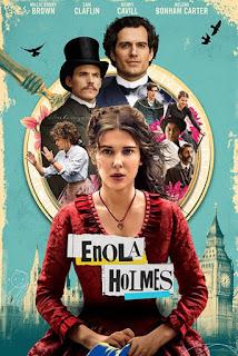Enola Holmes - HDRip Dual Áudio