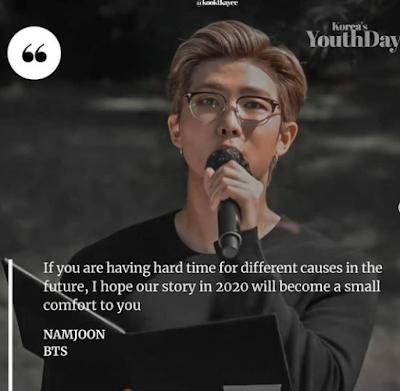 Kpop Idol Korea - RM BTS