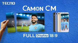 tecno camon cm specifications