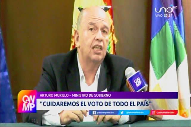 Según Murillo se empezó a hacer fraude desde el 2010, la única elección limpia fue la del 2005