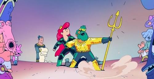 Assista ao primeiro trailer de Aquaman: King of Atlantis