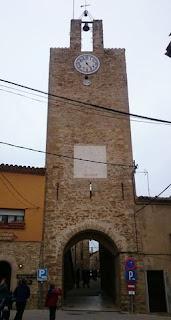 Torre de las Horas de Palau-Sator.