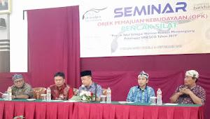 Budpar Kota Bandung Hadirkan Pencak Silat Untuk Menyongsong Penetapan UUNESCO 2019
