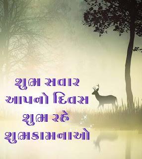 Gujarati Good Morning Suvichar Sms