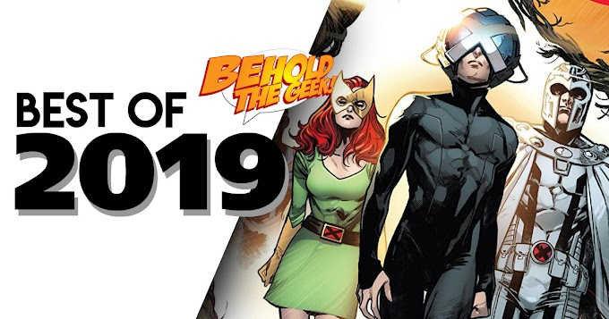 Best of 2019 (Comics): House of X/Powers of X