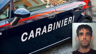 Arrestato dai Carabinieri dopo aver disatteso le misure impostegli dopo l'Operazione Fossa dei Leoni