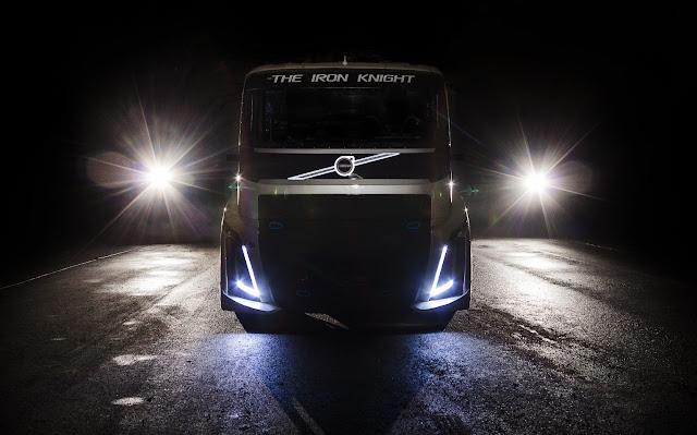 Volvo fastest truck
