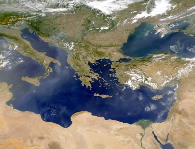 Τουρκία, Γαλλία, Ελλάδα, Κύπρος Και Αίγυπτος Ετοιμάζονται Για Τον Παγκόσμιο Πόλεμο Της Μεσογείου