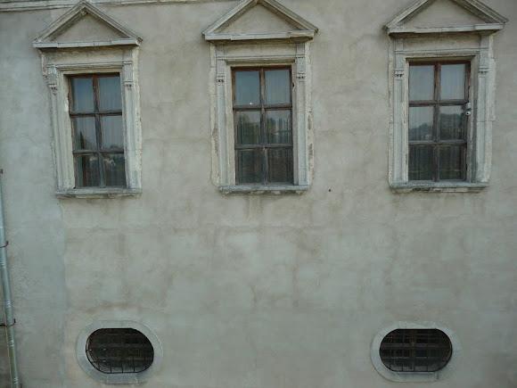 Золочев. Большой дворец. 17 век