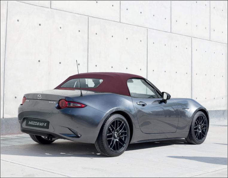 Roadster Blog: Mazda MX-5 Z-Sport