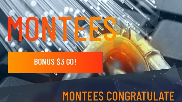Бонус от Montees