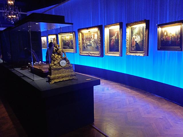 1001 Gece Masalları Arkas Sanat Galerisi