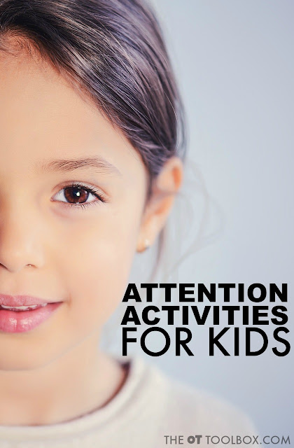 Attention Activities for Kids