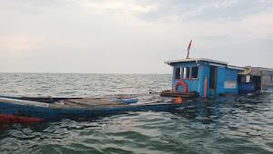 TNI AL Evakuasi ABK KM Aina Jaya di Perairan Belawan