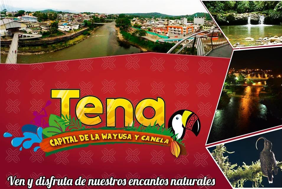 Programa completo fiestas de Tena 2016