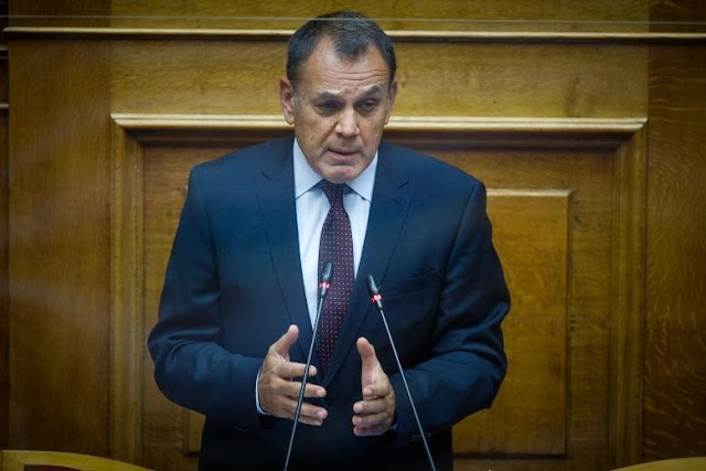 Παναγιωτόπουλος: Με 3,4 εκατ. € ενισχύθηκε το ΥΠΕΘΑ για έξοδα προσωπικού που υπηρετεί στον Έβρο