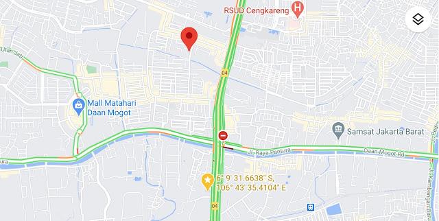 cendrawasih residence cengkareng