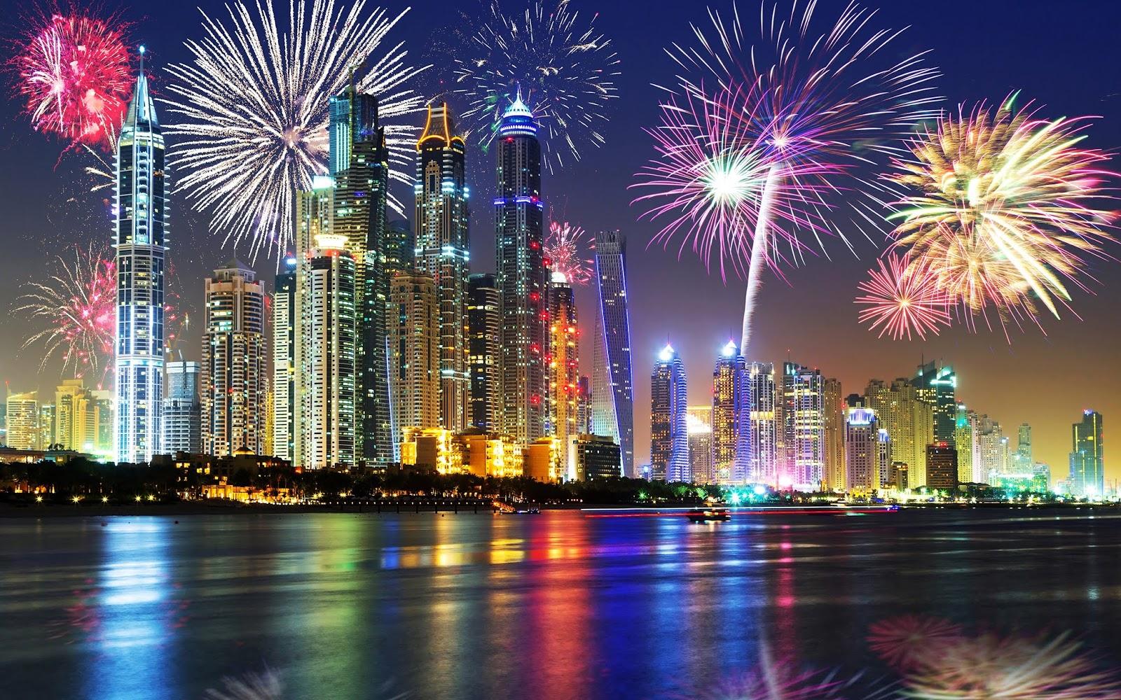 Ternyata, Negara Arab Ini yang Pertama Kali Memperingati Tahun Baru Masehi