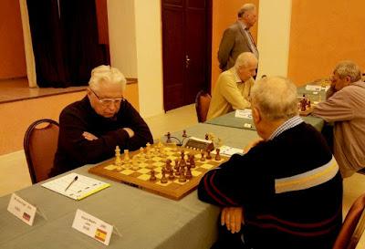 Partida de ajedrez Vasiukov-Anguera, 2015