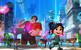 Download Animasi Ralph Breaks The Internet: Wreck-It Ralph 2 Full Movie  - Dunia21