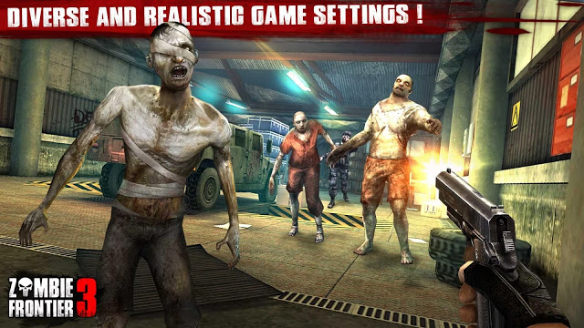 Zombie Frontier 3 APK v1.43 (Mod Money) For Android [UPDATE]