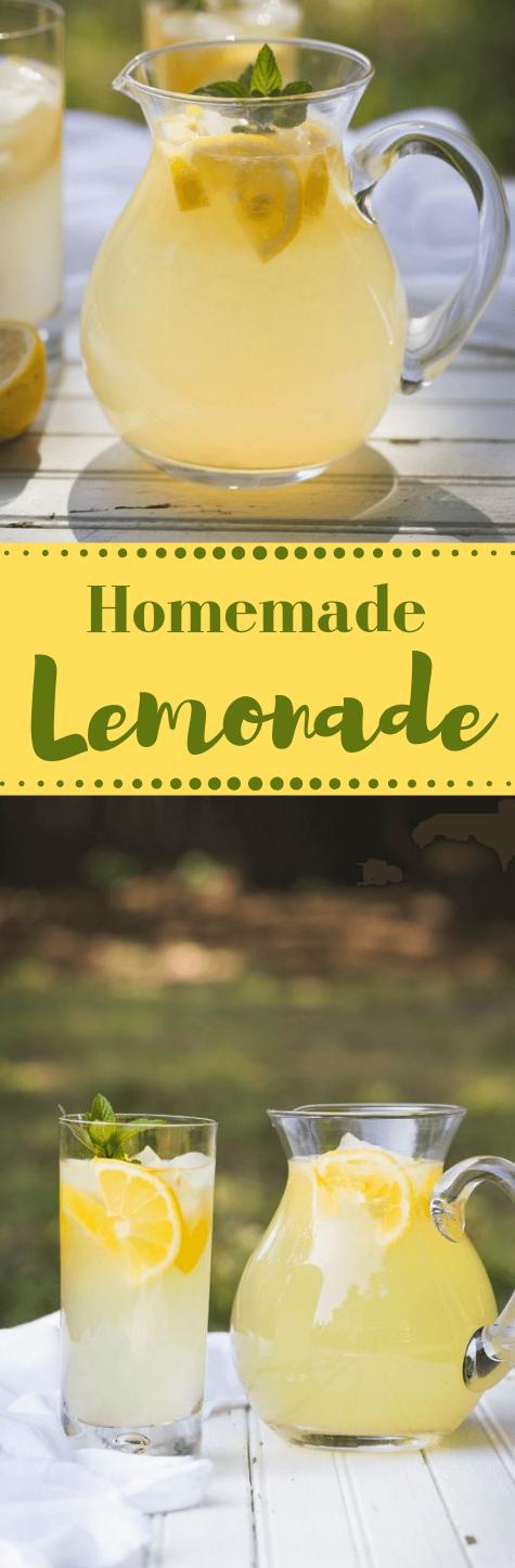 Fresh Squeezed Lemonade #drink #lemonade #fresh #delicious #party
