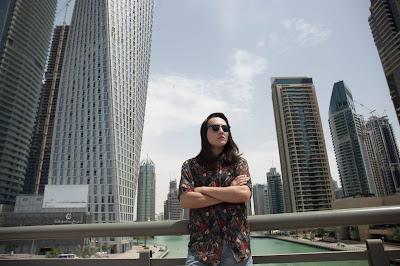 Gabriel Veronese em Dubai