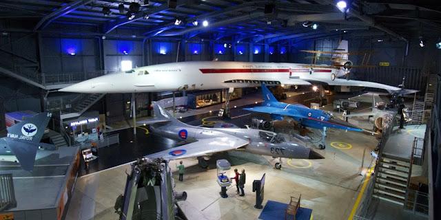 Fleet Air Arm Museum dorset england