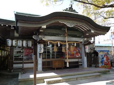 三光神社拝殿
