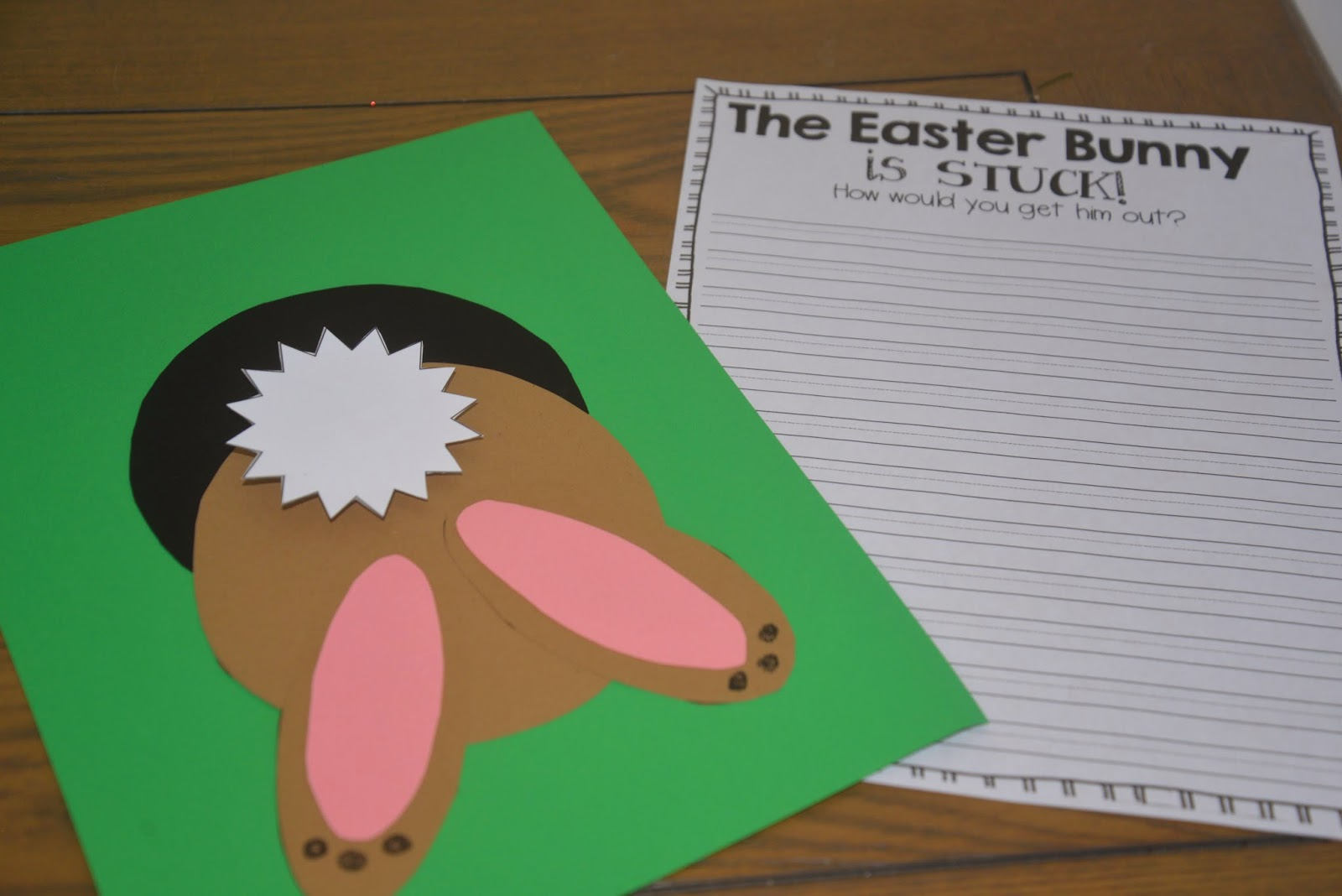 Bunny Craft And Writing