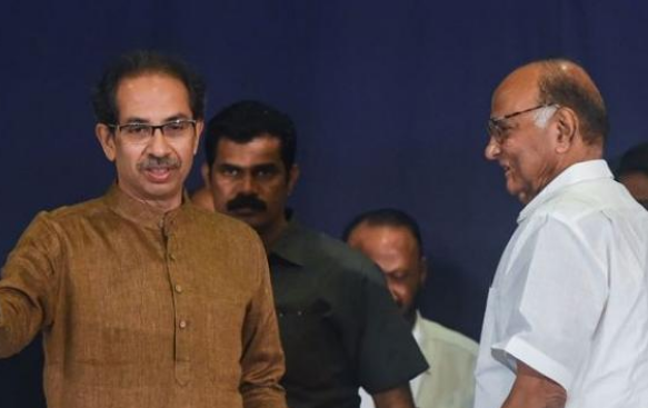 Uddhav Thackeray set to become joint leader of Shiv Sena-NCP-Congress