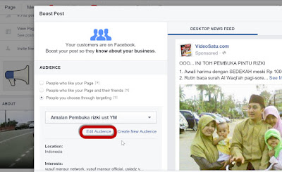 Cara Beriklan di Facebook tanpa kartu kredit