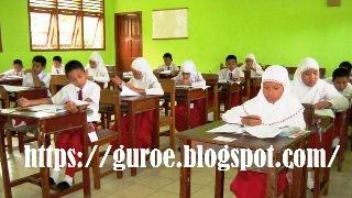 Soal UAS - PAS Bahasa Indonesia  Kelas 6 SD/MI Semester 1 (Ganjil)