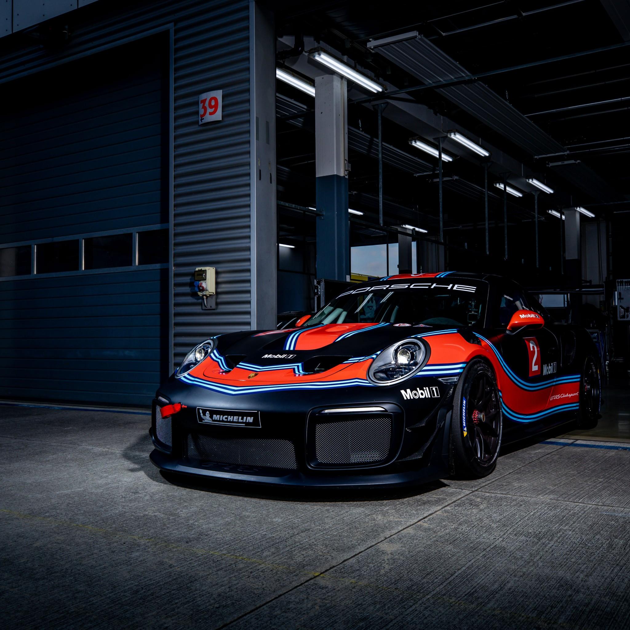 Porsche 911 Gt2 Rs Clubsport Wallpaper