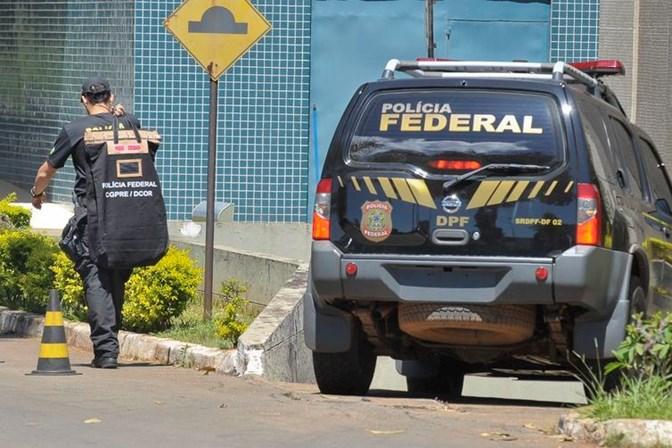 PF faz busca na sede do PSL em operação que investiga candidaturas-laranja