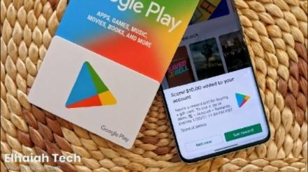 أفضل تطبيقات ومواقع صادقة للحصول على بطاقات الهدايا جوجل بلاي مجاناً في عام::2021