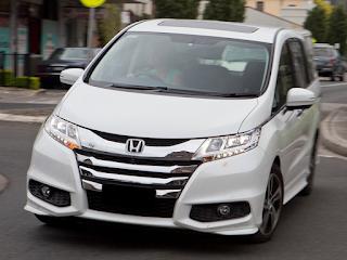 Honda Odyssey autobild