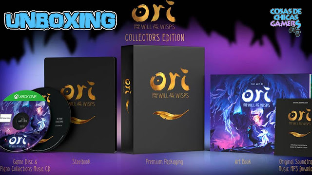 Unboxing Ori and the Will of the Wisps