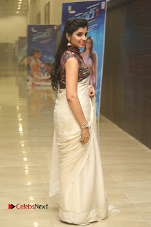 Actress Syamala Pictures in Saree at Hyper Movie Trailer Launch  0091.JPG
