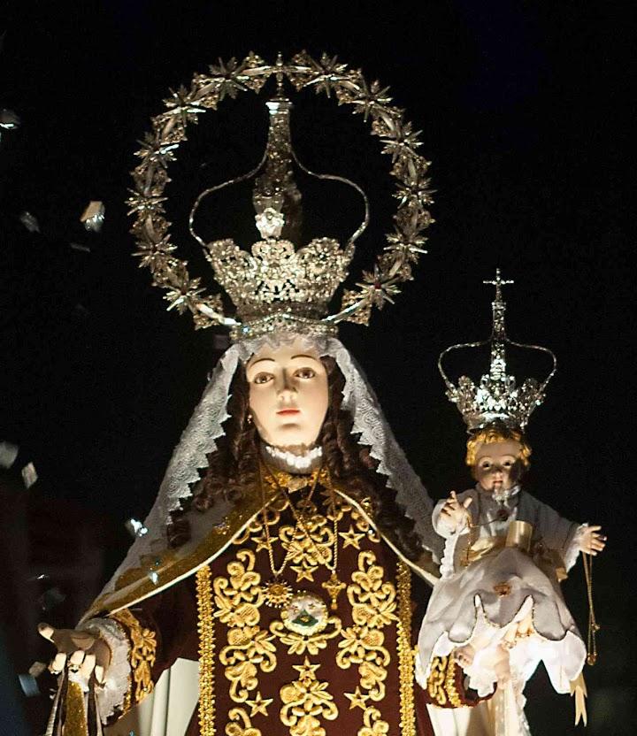 Nossa Senhora do Carmo, São João del Rey, Procissão