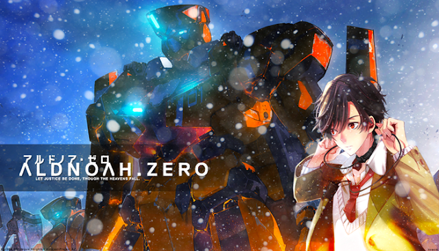 Download Aldnoah Zero BD Subtitle Indonesia