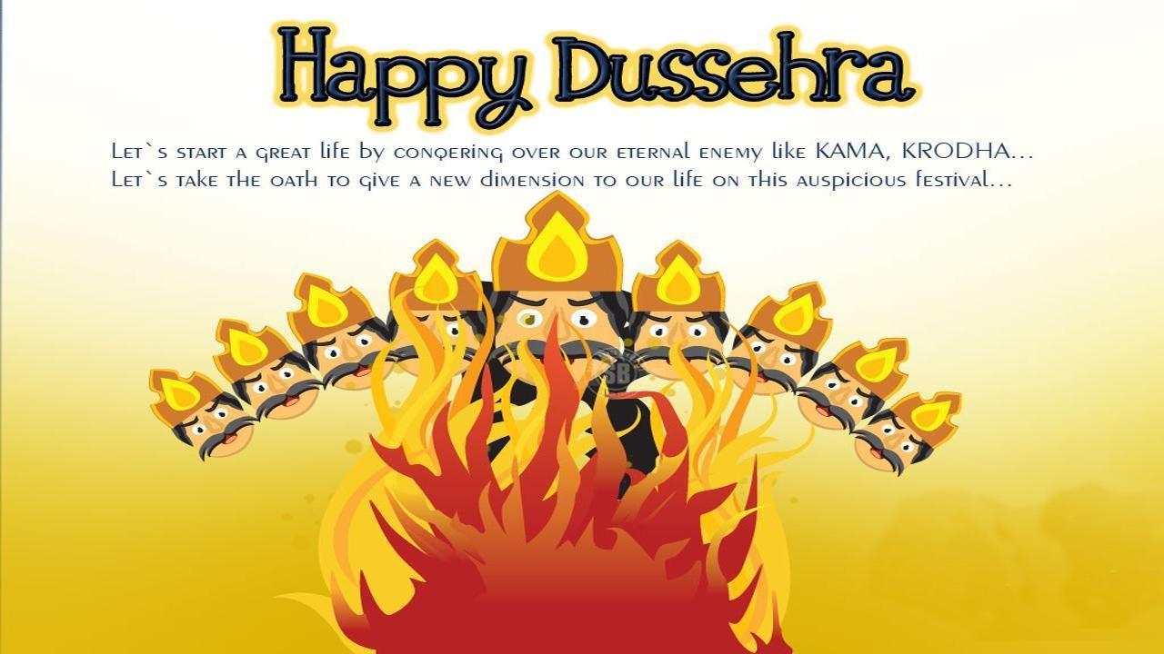 Happy Dussehra Images 2019