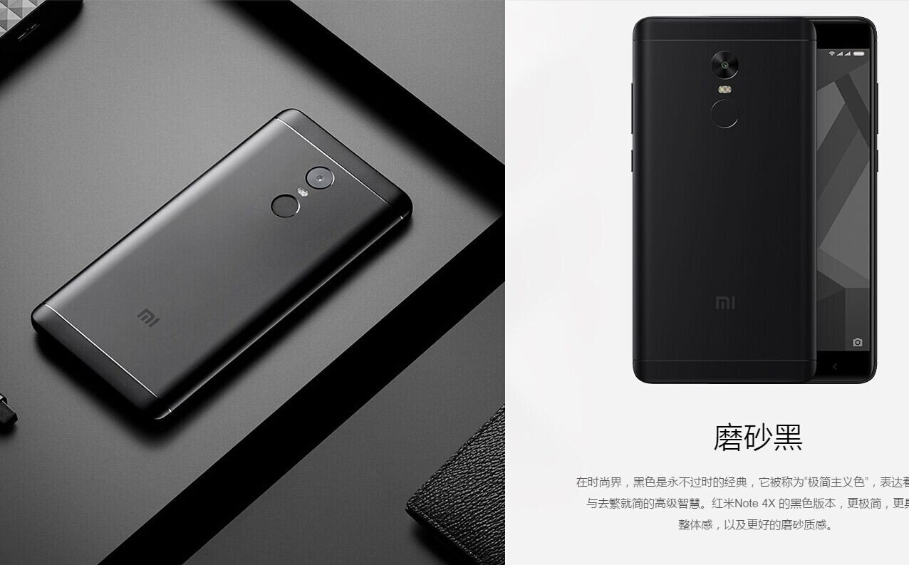 Xiaomi Redmi Note 4x Smartphone Only 18999 Presale On Geekbuying 3g Img