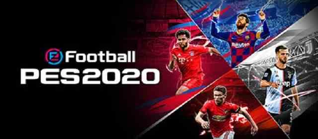 eFootball PES 2020  Apk Android Spor oyunu indir