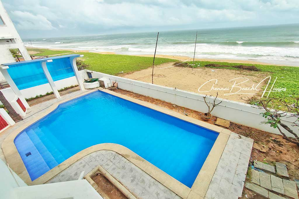 beach house in ecr for 1 day rent