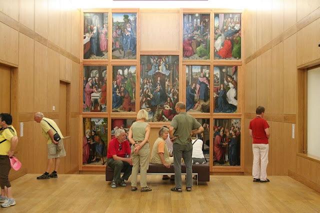Informações do Museu de Évora